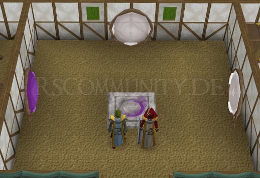 Portalkammer - Stufe 50
