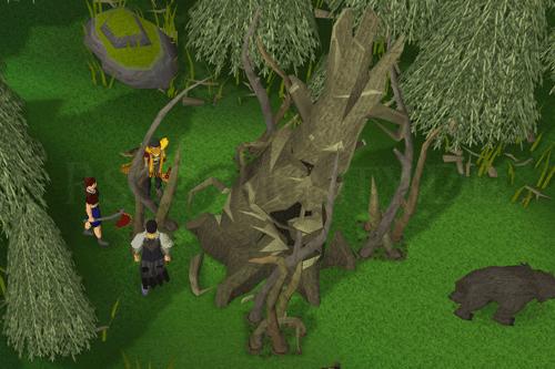 Böser Baum
