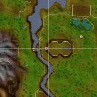 Lage des Spielfelds