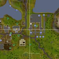 Karte von Camelot
